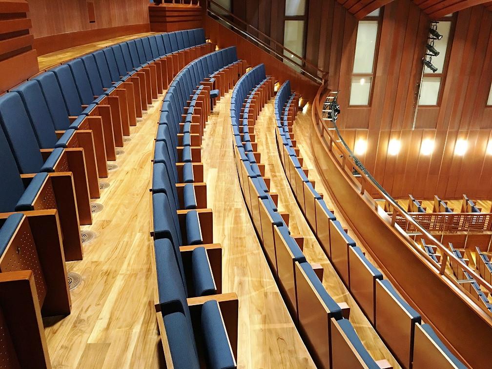 Auditorium Floor Swirl Diffuser Idealair Group