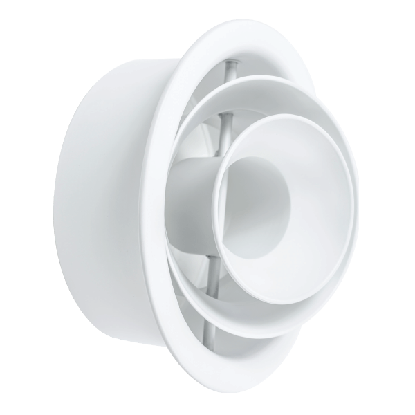Regelo Jet Diffuser Flanged Idealair Group